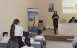 Workshops for schools on safe Internet took place within Cybersecurity Week in Baku